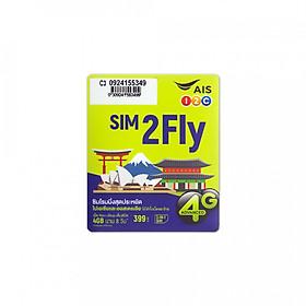 Sim 4G Du Lịch Singapore 8 Ngày Không Giới Hạn Dung Lượng Data