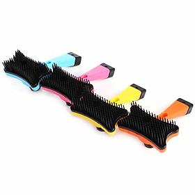Lược chải lông cho chó mèo tự động (giao màu ngẫu nhiên)