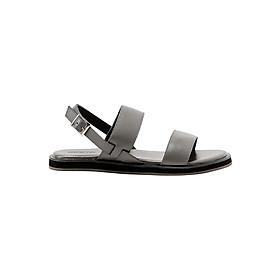 Sandal Nam Đế Bằng Da Thật Gosto Milano Sandals GDM003900GRY (Xám)