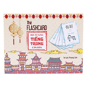 The Flashcard Học Từ Vựng Tiếng Trung Căn Bản
