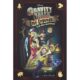Disney Gravity Falls: Lost Legends (4 All-New Adventures!)