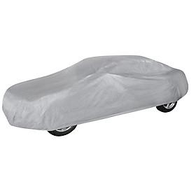 Bạt Phủ Xe Ô TÔ dòng Mercedes S Class, S400, S500 Bạt Trùm Xe Hơi Vải Dù Siêu Bền Chắn Năng Mưa Chất Liệu Vải Dù Siêu Bền