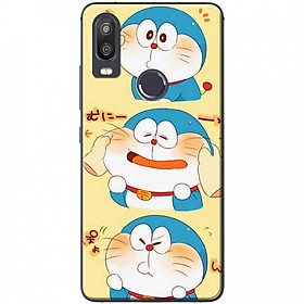 Ốp lưng dành cho Vsmart Active 1+ mẫu 3 mèo máy Doraemon