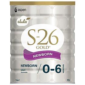 Sữa S26 Gold Newborn Úc số 1 cho bé từ 0-6 tháng