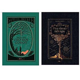 Combo 2 cuốn: Trong Khi Chờ Đợi Godot + Hoa Vẫn Nở Mỗi Ngày