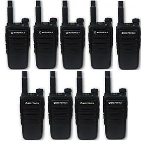 Bộ 9 Bộ Đàm Motorola CP318
