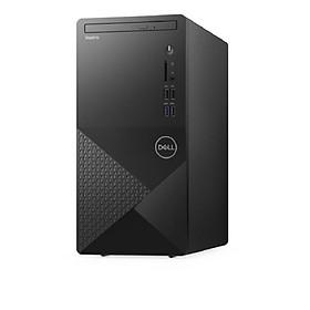 Máy tính để bàn Dell Vostro 3888,Intel Core i3-10100 (3.6 GHz,6 MB),4GB RAM,1TB HDD,WL+BT,Mouse,Keyboard,Win 10 Home,McAfeeMDS,1Yr - Hàng chính hãng
