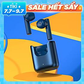 Chính hãng Xiaomi QCY T12S True Wireless Binaural Stereo Bluetooth ANC Tai nghe sạc đẩy kéo