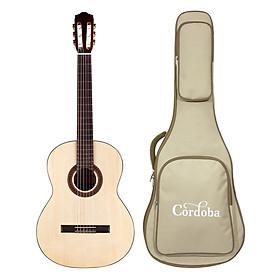 Đàn Guitar Classic Cordoba C5 SP - Thương hiệu Tây Ban Nha, phân phối Chính Hãng - Kèm Bao Cứng Cordoba Dày 5 Lớp
