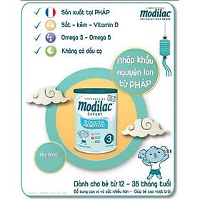 Sữa Bột Modilac Doucea croissance 3 (800g)-1