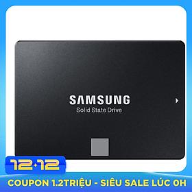 Ổ Cứng SSD Sata III 2.5 inch 500GB Samsung 860 Evo MZ-76E500BW - Hàng Chính Hãng