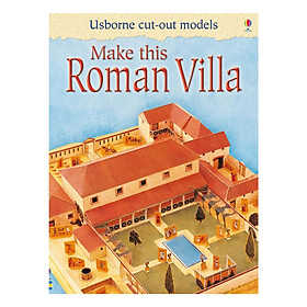 Usborne Make this Roman Villa