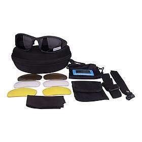 X7 Polarized UV Eye Protection Glasses Outdoor Anti-Shock UV Blocking Sunglasses Windproof Protective Goggles