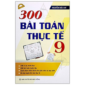 300 Bài Toán Thực Tế 9