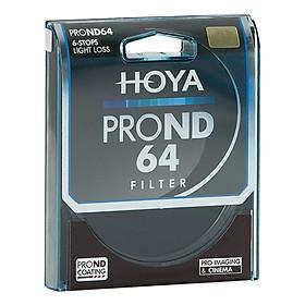 Hình đại diện sản phẩm Kinh Lọc Hoya ProND64 52mm - Hàng Chính Hãng