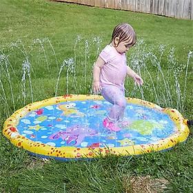 Đồ chơi phao phun nước cho bé