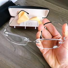 Kính lão thị trung niên kính viễn thị cực đẹp và bền loại siêu dẻo