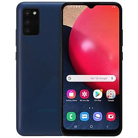 Điện Thoại Samsung Galaxy A02s (4GB/64GB) - Đã kích hoạt bảo hành điện tử - Hàng Chính Hãng - Blue