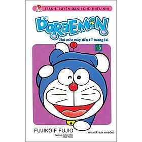 Sách – Doraemon Truyện Ngắn – Tập 15