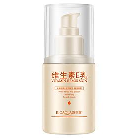 BIOAQUA 100ml Vitamin E Emulsion Refreshing Moisturizing Gently Nourish Smooth Body Lotion