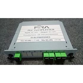Bộ chia quang PLC 1*4 BOX SC/APC- Hàng chính Hãng