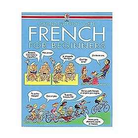 Usborne French for Beginners + CD