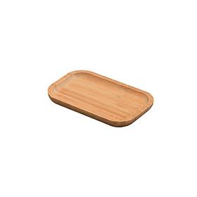 Khay Gỗ, Khay đựng thức ăn, Đĩa gỗ chụp ảnh decor phong cách Nhật - Nhiều size