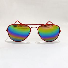 Kính mát cao cấp chống tia UV dành cho bé trai  từ 1 tới 6 tuổi kiểu dáng phi công siêu dễ thương Jun Secrect BDRBEMBE