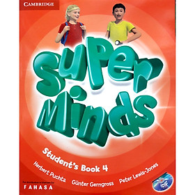 Super Minds 4 - Student's Book