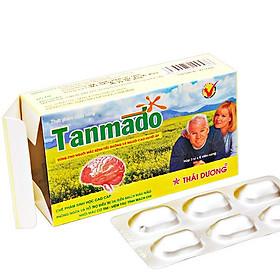 Thực phẩm chức năng bảo vệ sức khỏe Tamado tăng tuần hoàn não và lưu thông mạch