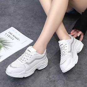 Giày thể thao ulzzang mới 3 mẫu đế cao cực êm (fullbox) Dung giay