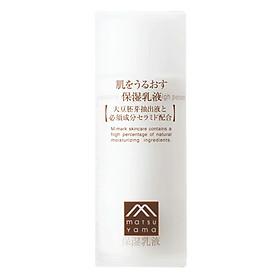 Sữa Dưỡng Da Matsuyama Hadauru Moisturizing Emulsion (95ml)