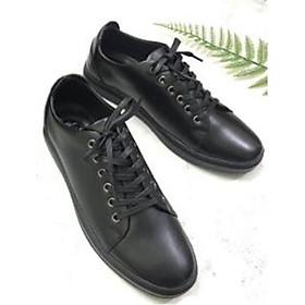 Giày Sneaker Nam Full Đen Cá Tính