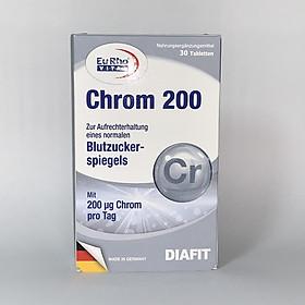 Thực phẩm bảo vệ sức khỏe EuRho Vital Chrom 200
