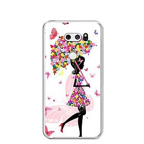 Ốp lưng dẻo cho điện thoại LG V30 - 0225 BEAUTIFULGIRL01 - Hàng Chính Hãng