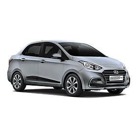 Xe Ô Tô Hyundai Grand i10 Sedan 1.2 MT Base - Bạc