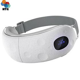 Máy massage mắt XGEEK E8 5 chế độ trong 1, tích hợp nghe nhạc bluetooth cùng điều khiển áp suất nén và nhiệt độ 2 cấp độ tiện lợi, hàng chính hãng