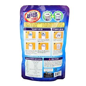 Gói bột tẩy lồng máy giặt Sandokkaebi Korea 450g