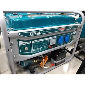 5.5KVA Máy phát điện động cơ xăng Total TP155001