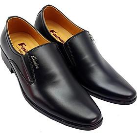 Giày Tây Nam Công Sở Da Cao Cấp Sang Trọng Tăng 3.5cm CTGD0002