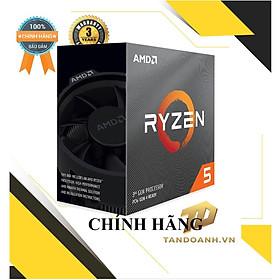 Bộ vi xử lý AMD Ryzen 5 3600 6C/12T UPTO 4.2GHZ- HÀNG CHÍNH HÃNG