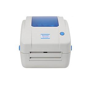 Máy in mã vạch Xprinter XP490B - hàng chính hãng