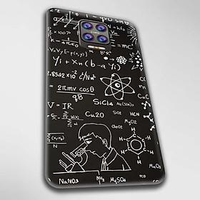 Ốp lưng dành cho Vsmart Aris, Vsmart Aris Pro mẫu Hóa học