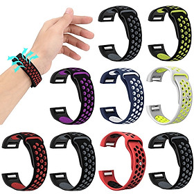 Replacement Silicone Rubber Band Strap Wristband Bracelet For Fitbit Charge 2 Apple Watch band 38mm / 42mm