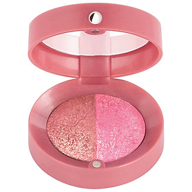 Má Hồng Little Round Pot Duo Blusher N02