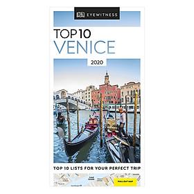 Top 10 Venice - Pocket Travel Guide (Paperback)