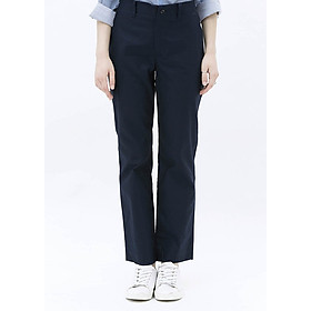 Quần Baggy Nữ Trousers The Cosmo - Navy