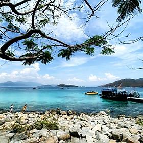 [Tour VIP] 3 Đảo Nha Trang Cao Cấp: Hòn Mun - Làng Chài - Hòn Tằm 01 Ngày, Cano Cao Tốc, Gồm Vé Tham Quan, Khởi Hành Hàng Ngày