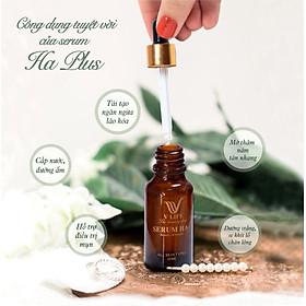 (CHÍNH HÃNG) Serum ha plus VLIFE - Cấp nước, dưỡng ẩm, phục hồi da hư tổn