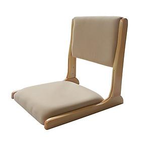 Ghế bệt tựa lưng gấp gọn kiểu Nhật